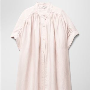 Aritzia Wilfred Bertillon Button Up Blouse